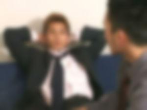【ゲイ体験談】ノンケ課長が乳首しか触ってくれず切ないです・・・・・・