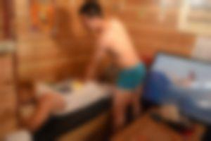 【ゲイ体験談】マッサージサロンで腰がガクガクするまで快楽責め