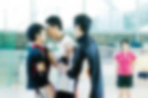【ゲイ体験談】24会館で教え子とバッタリ会った高校教師の結末・・・・・・