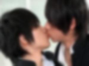 【ゲイ】初めてのディープキスは精子の味でした・・・・・・