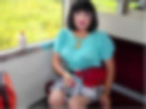 【ゲイ】ハッテン場で尻を振って誘惑する巨乳女装子の話