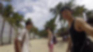 ゲイが集まるヌーディストビーチ