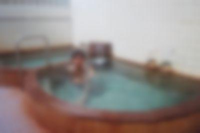 【ゲイ】銭湯で粗チンおじいちゃんの横に座ってみた結果wwwwwwwww