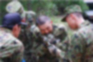 自衛隊の主従関係