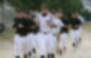 【ゲイ】野球部員さん、相手校選手をストッキング一丁にして犯す