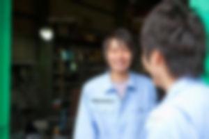 【ゲイ】バイト先の先輩とシゴキ合いの雄汁サービス残業