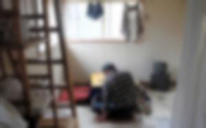 【ゲイ】アパート管理人に掘られたノンケ大学生(18)の末路・・・・・・・・