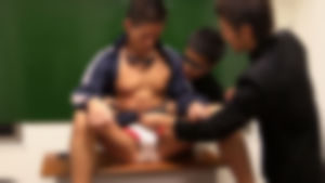 【ゲイ】体育教師ですが筋トレ調教されてる淫乱マッチョっす・・・・・・・・・・・・