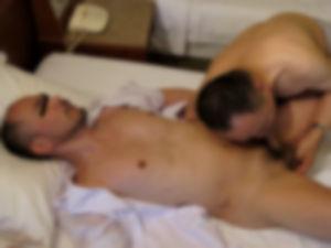 【ゲイ体験談】中年親父のねっとりセックスが最高で止められないんだが・・・・
