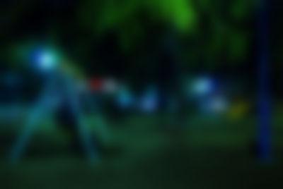 【ゲイ】夜の住吉公園で露出オナニーしてみた結果・・・・